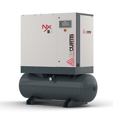 Fs-curtis Nxb-08 10-hp 80-gallon Rotary Screw Air Compressor
