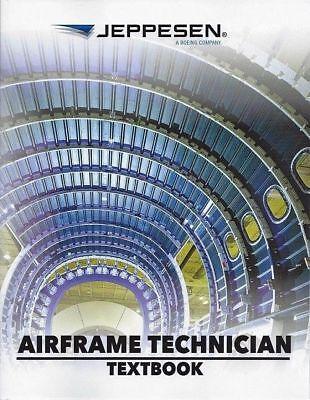 Jeppesen A & P Technician Airframe Textbook - 10002510