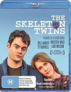 The Skeleton Twins  - BLU-RAY - NEW Region B