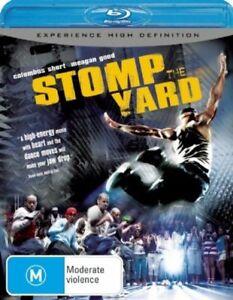 Stomp The Yard - Blu-ray - NEW+SEALED - fast free post