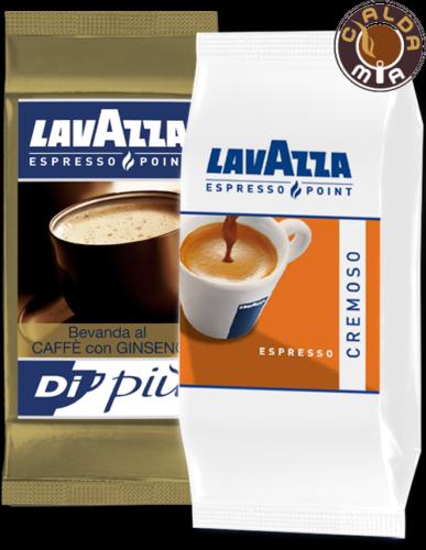 300 capsule Lavazza Espresso Point Cremoso e Caffè con Ginseng