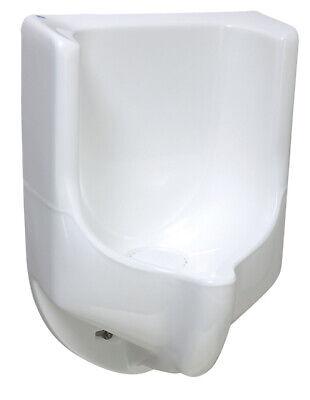 WATERLESS NO-FLUSH URINAL 2004 Waterless Urinal, ADA Compliant, Wall