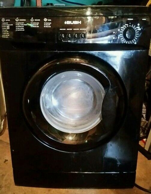 Bush Washing Machine & 6 month Warranty