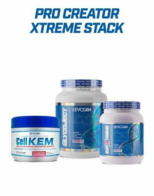 Evogen Nutrition ProCreator Xtreme Stack   Stack Of 3   Variety Of (Xtreme Stack)