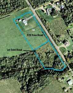 Lot for sale on Cove Road