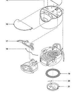 ressort senseo twist piece 18 sur le schema pour hd7870. Black Bedroom Furniture Sets. Home Design Ideas
