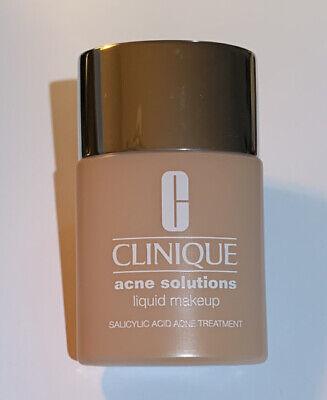 """CLINIQUE """"FRESH FAIR"""" (VF) 14  Acne Solutions Liquid Makeup 1floz/30ml NEW"""
