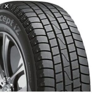 2 brand new Hankook Winter tires for sale215/65R16