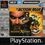 Action Man Mission Xtreme (best of infogrames) (PlayStati...