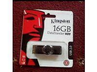Kingston 16gb USB