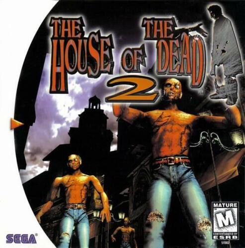 The House Of The Dead 2 (Dreamcast)