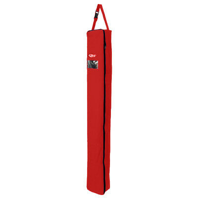 Nylon Tail Carrier / Tail Bag / Western Rein Bag in RED