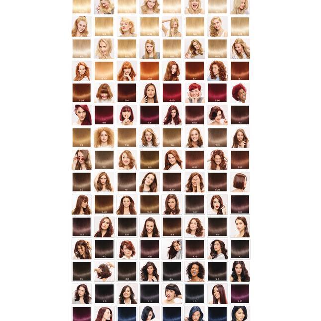 Garnier Color me Dauerhafte Haarfarbe in vielen versch.Farben- wählen Sie selbst