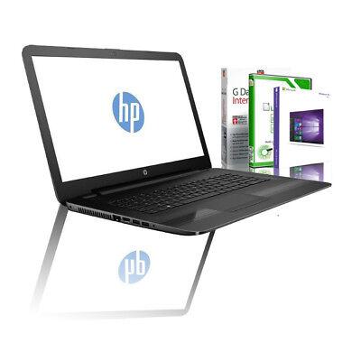 HP Notebook Intel Core i5 8GB DDR4 1000GB USB 3.0 HDMI Windows 10 Pro 64bit NEU (Intel Core I5 64 Bit)