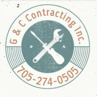 G&C Contracting Inc. - For all your construction needs.