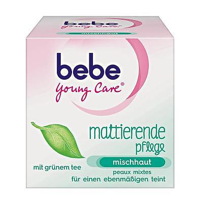 (Bebe Young Care Japanese green tea and minerals-Combination Skin-50ml-)