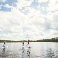 Intro to Paddling and Stand up Paddle Board