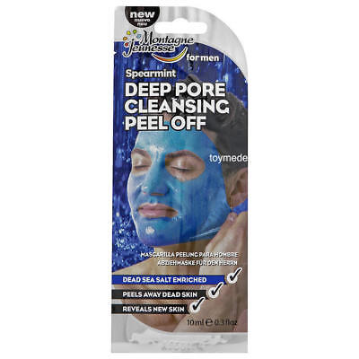 Montagne Jeunesse for MEN Deep Pore Cleansing PEEL-OFF Maske Gesichtsmaske