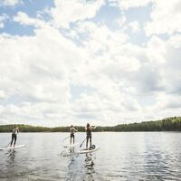 Intro to Paddling,Canoe and SUP