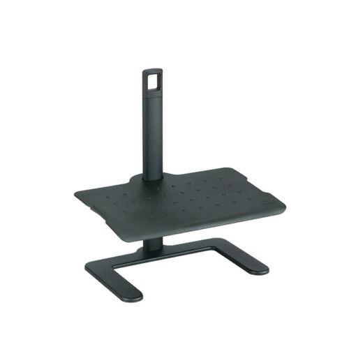 Safco 2129BL Shift Height Adjustable Footrest