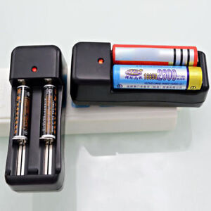 For Sell Battery Charger For 18650 16340 26650 Rechargeable 3.7V