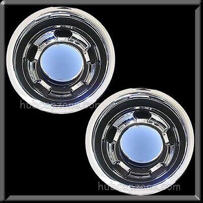 "(2) 2013 2014 Dodge Ram Truck 3500 Rear Wheel Simulator Pair 17"" Hubcaps Dually"