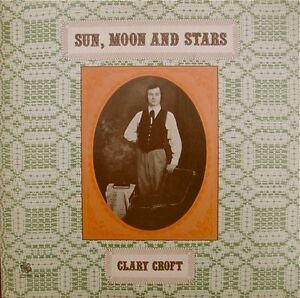 Clary Croft-Sun,Moon and Stars-new and sealed lp/vinyl