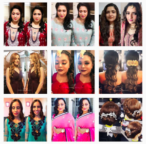 Indian Bridal Makeup Mississauga Toronto Makeup Artist