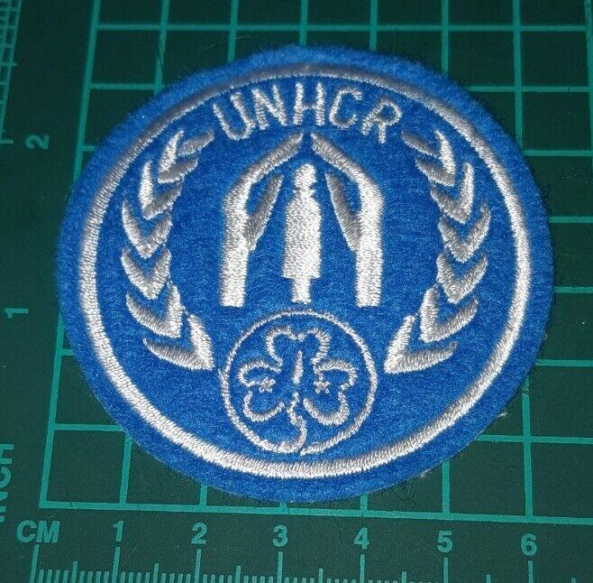 UNHCR Girl Guides Badge