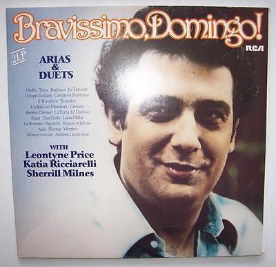 LP / Vinyl Placido Domingo – Bravissimo, Domingo!
