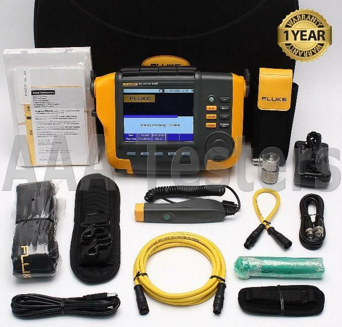 Fluke 810 Handheld Mechanical Machine Vibration Tester w/ Tachometer Fluke-810
