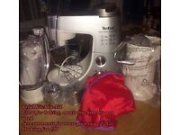 TEFAL KITCHEN MIXER, BAKING, SMOOTHIES, GRINDER