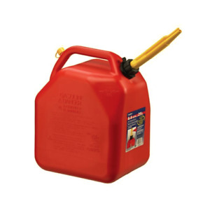 Pair of GREAT 25L gas cans