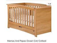 Mamas and Papas Ocean Cot/Cotbed