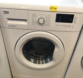 (ex display) Beko A++ 7kg Washing Machine WM74145 - White