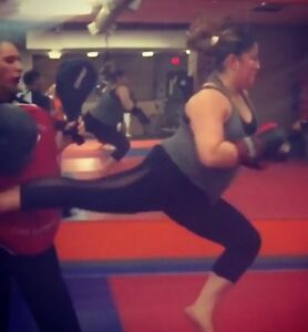 LADIES..  Learn Self defence and get in shape London Ontario image 6