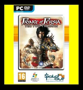 Prince-Of-Persia-The-Two-Thrones-PC-DVD-PC-100-Brand-New