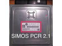 VW Audi Seat Skoda [ Simos PCR 2.1 ]&[ Bosch EDC17 ] Ecu Immo adaptation Service