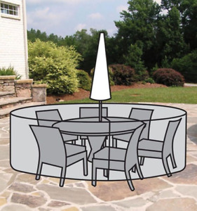 Protective Patio Furniture Covers 20% OFF!