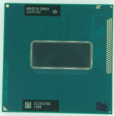Used, Intel Quad Core i7 -3630QM SR0UX 2.4GHz w/ 3.4GHz Turbo Laptop CPU Processor for sale  Shipping to Canada