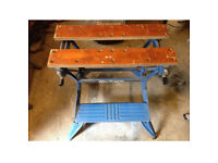 Black and Decker Workmate Workbench