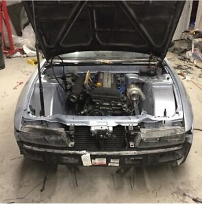 1991 Nissan Silvia  project possible trades