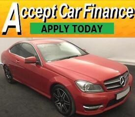 Mercedes-Benz C220 AMG Sport Plus FROM £72 PER WEEK!
