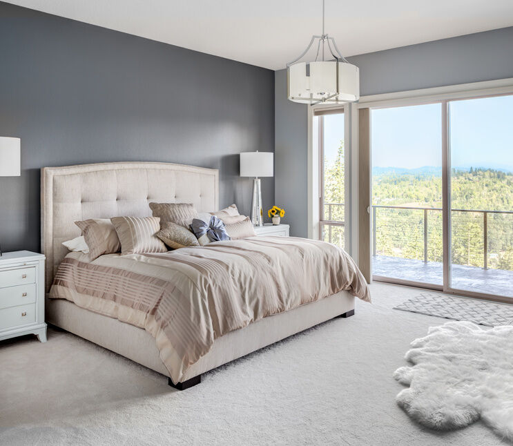 Home Decorating Tips for Creating a Peaceful Bedroom