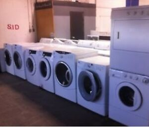 FRONT LOAD WASHER- DRYER SET- 1 YEAR WARRANTY!! Edmonton Edmonton Area image 1