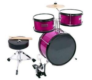 FREE SHIPPING!!!Brand New! Junior Drum Set from $169.00
