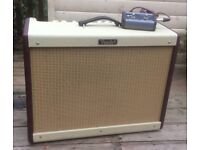 Fender Hot Rod Deluxe III Special Edition with upgrades