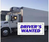 Direct Store Delivery driver