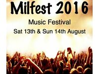 MILFEST live music and real ale festival