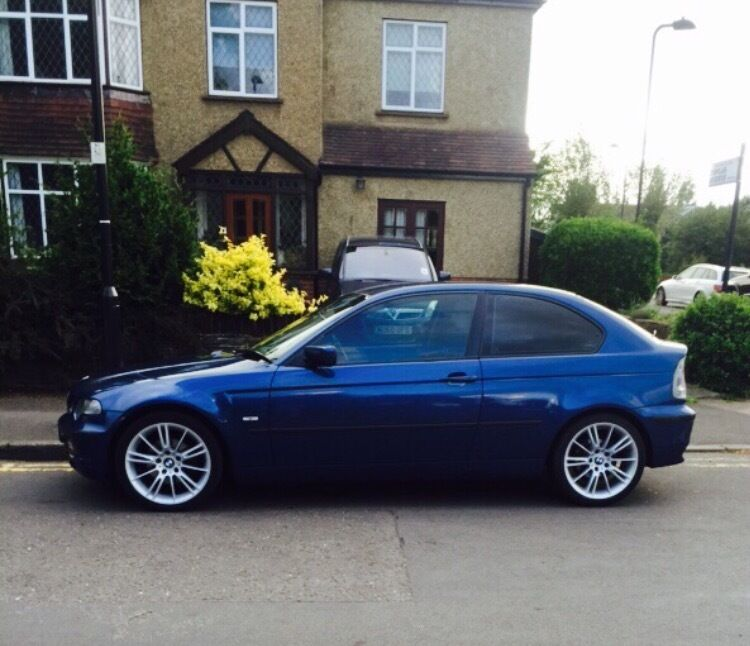 bmw 316 ti coupe 2002 in hounslow london gumtree. Black Bedroom Furniture Sets. Home Design Ideas